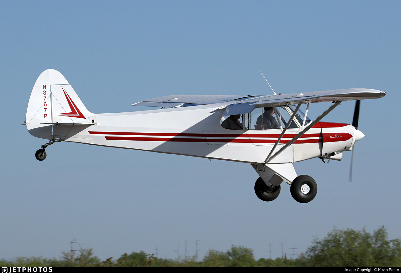 N3767P - Piper PA-18A-150 Super Cub - Private