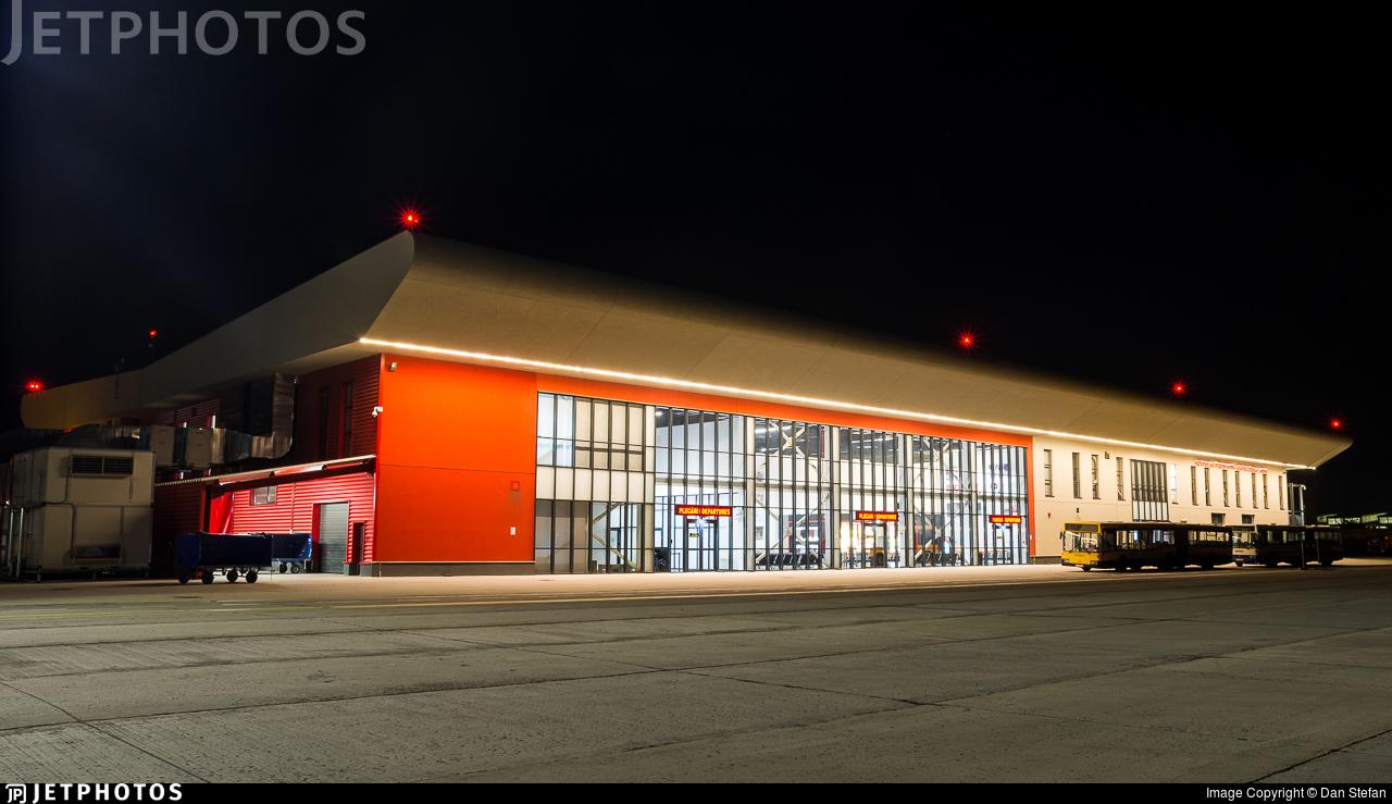 LRBC - Airport - Terminal