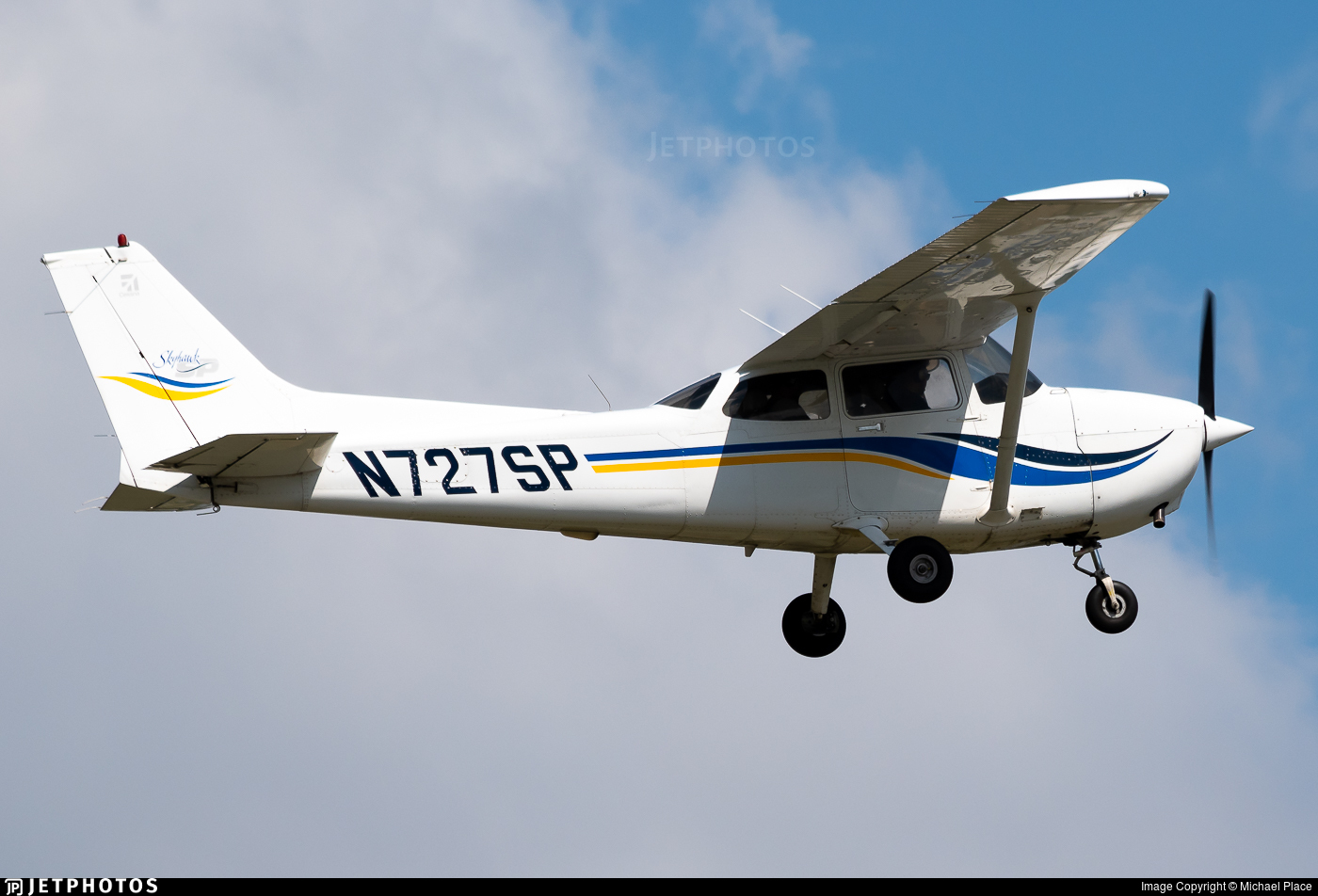 N727SP - Cessna 172S Skyhawk SP - Elite Aviation Academy