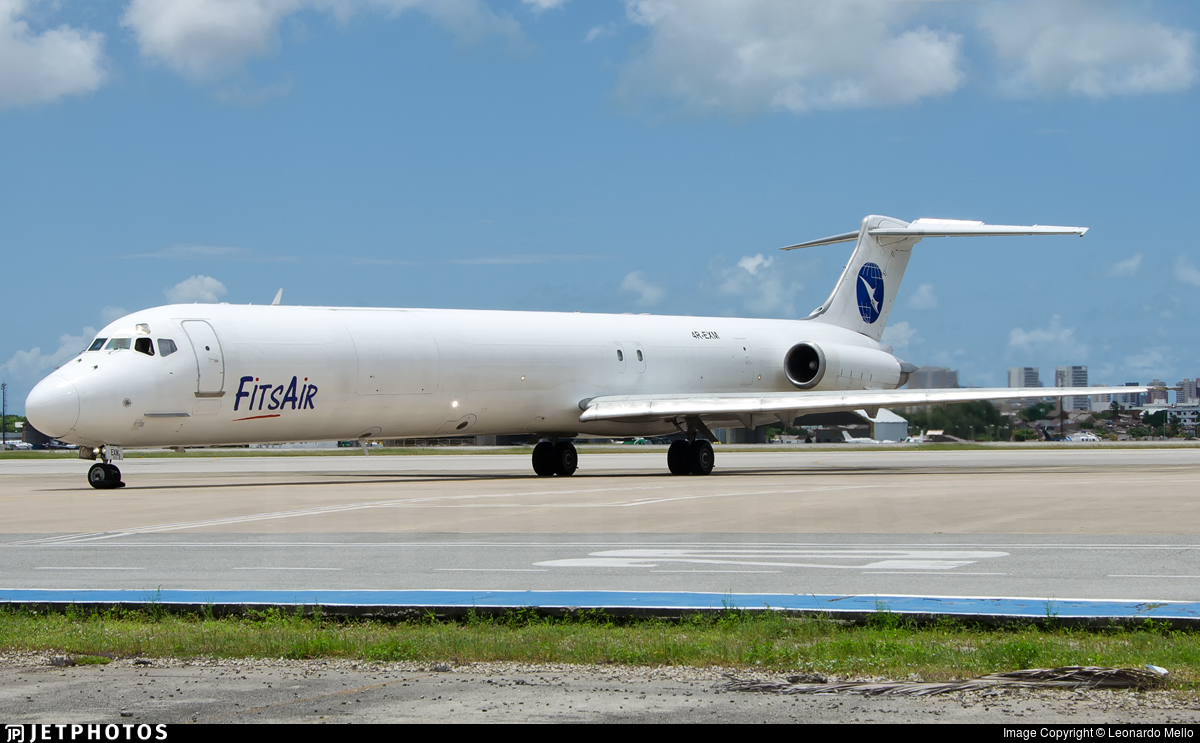 4R-EXM - McDonnell Douglas MD-82(SF) - Fits Air