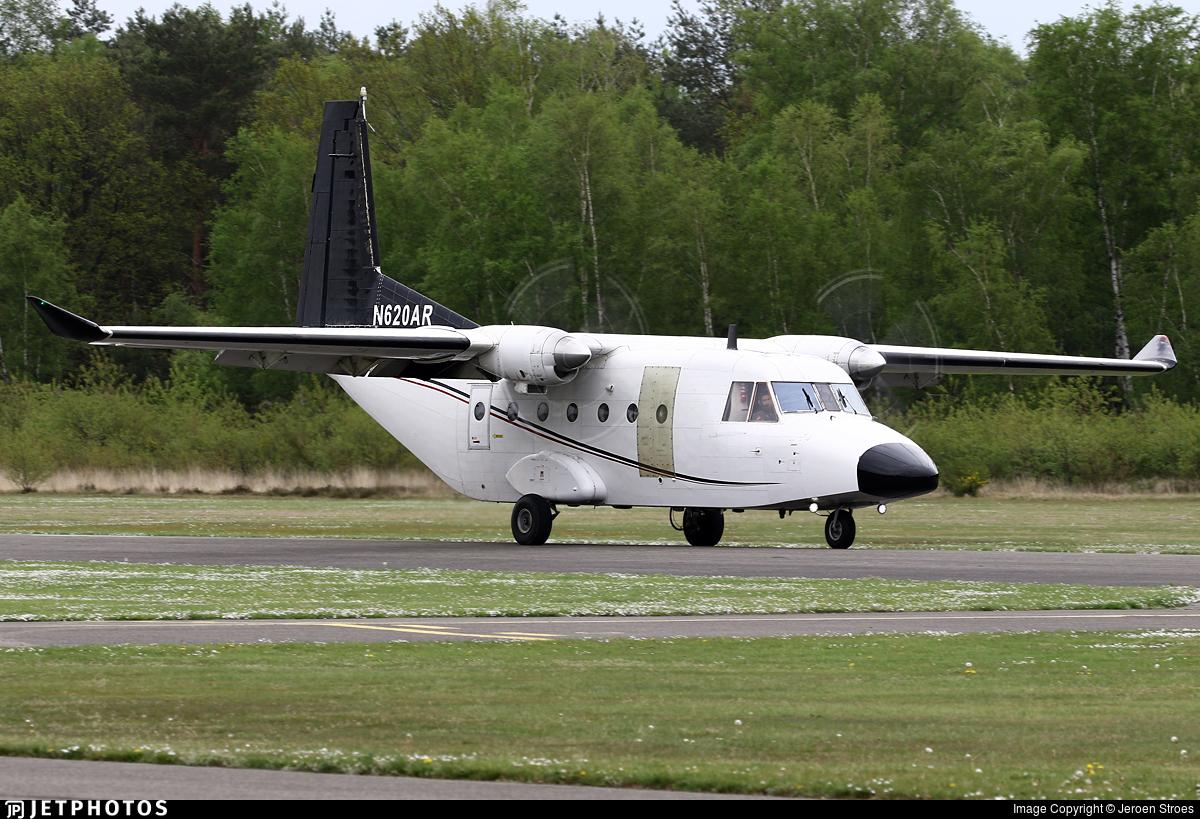N620AR - CASA C-212-DF Aviocar - Reni Aviation