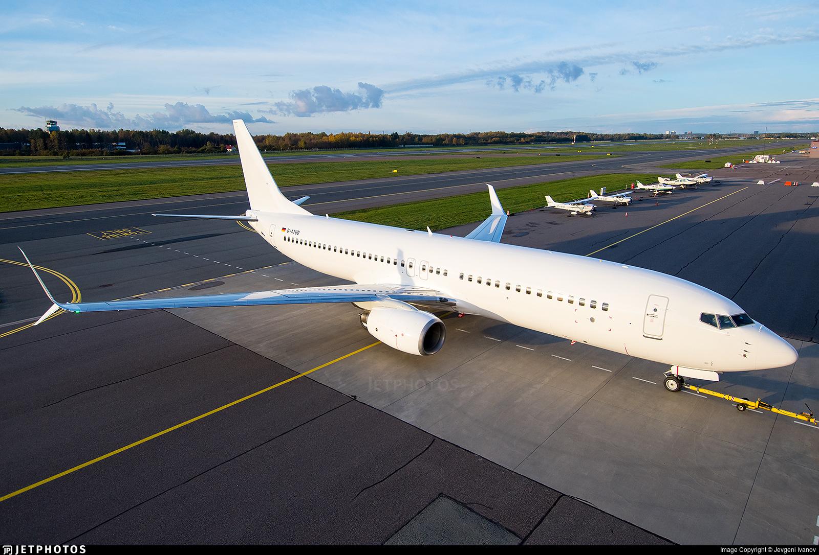 D-ATUD - Boeing 737-8K5 - Untitled