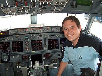 Diego Alonso Romero Alvarado - SJO Spotter